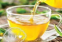 International Tea Day - 2017 / Celebrating International Tea Day!