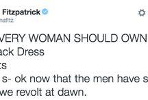 Femenim / Altså feminism som inte passar in non annan stans