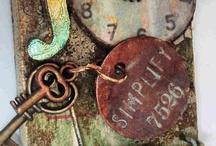 INSPIRED by... Tim Holtz