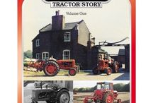 Nuffield Tractors / Books & DVDs that cover the history of how the tractor has developed from being a supplement to the horse into the powerhouse of modern agriculture. All available from www.oldpond.com.