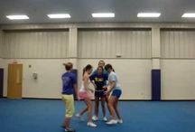 cheerleading / by Ella Garrison