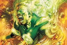 green lantern fire up!