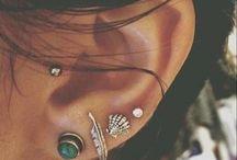 Multi Ear Piercing