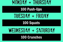 Weight Loss - Challenges / by Marissa