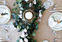 stůl hostina