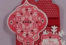 Spellbinders cards / Spellbinders die's