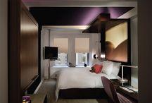 Wanderlust : Hotel Rooms. / by Yeeling