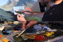 Art - Paintings - Tutorial
