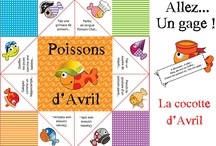 poisson d'avril - 1 avril