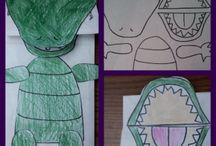 Kid crafts / Crafts