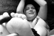 Ticklish Trixy / Fetish Clips featuring TrixyBang