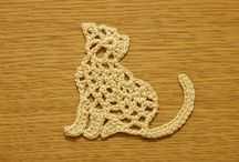 かぎ編み 編み図