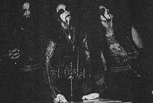 BLACK METAL SUPREMACY 3X/ / Black Metal: Bands, Logos, Musicians