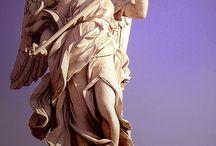 Beeldhouwkunst barok / Beeldhouwkunst in de barok stijl (1600-1750)