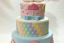 Verjaardag koeke