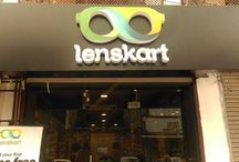Lucknow Store / Visit the suave #Lenskart store in #Lucknow for the latest in #eyeglasses & #sunglasses
