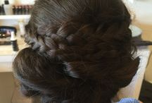 Hair At Gloss Beauty / Hairstyles done at the Gloss Beauty Salon on our beautiful clients