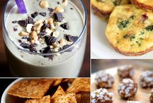 healthy snacks / by Michelle Smith