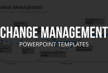 CHANGE MANAGEMENT // POWERPOINT TEMPLATES / The extensive Change Management PowerPoint set helps you to successfully plan and implement change processes within your company. It enables you to adjust strategies quickly and increase profits. Learn more about it ... http://www.presentationload.com/change-management.html