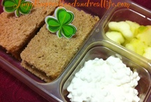 St Patrick's Day / Recipes and decorating for St Patrick's Day.
