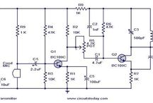 Elektronik - Şemalar / Electronics - Circuits