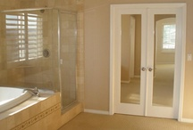 Bathroom Ideas / by Sapien Construction