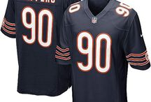 Julius Peppers Nike Jersey / Shop Low Prices on: NFL - Men's Chicago Bears Nike Julius Peppers Elite Jersey $129, Julius Peppers Limited Jersey $89, Julius Peppers Game Jersey $69.Color: home team color Navy Blue away white. Size: S M L XXL XXXL 46 48 50 52 54 56 58. Including men's, women's and kids' or youth, throwback and mitchell and ness. Same day free shipping.Go Bears Go! http://www.chicagobearspro.com/ / by Chicago Bears Nike Jersey