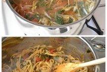 pratos criativos