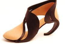 Strange or  funny shoes - Chaussures étranges ou drôles / by Les Casse Pieds