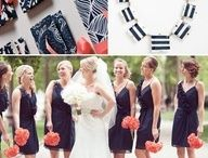 WEDDINGS - Colour Schemes and Themes / by Miranda Fleming