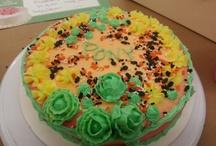 Wilton Cake Decorating Blog: My Journey