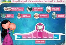SOS primi dentini! / L'aiuto dell'omeopatia per la dentizione