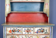 hand painted furniture / by Lauren Snyder