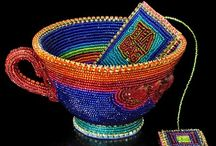 Beaded Works of Art / One bead at a time...