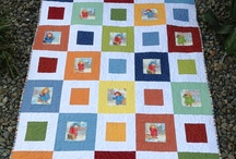 ideas for baby quilt