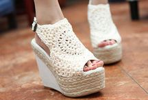 Shoes - crochet