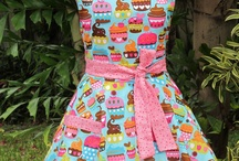 Cute Aprons / by Gail Pierce