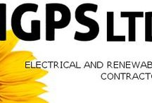 Our Logos  / NGPS are an award winning Dorset based electrical and renewable installers.