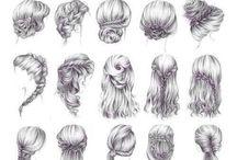 hair (: