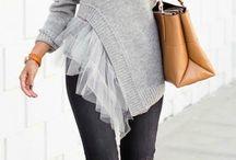 Fashion  / Mode Inspiration für ausgefallenere Alltagsstyles