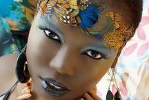 blackisbe'YOU'tiful / #blackisbeautiful #beauty #blackbeauty #darkskinnedgirl #ebonygirls