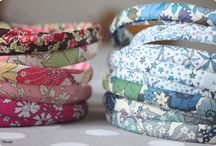 Liberty print - craft ideas 1 / by Fabric Love