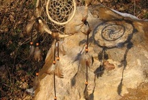 Dreamcatchers / Dreamcatchers, dreamcatcher, dream catchers, Native American, dreams, dreaming / by Spirit Healer