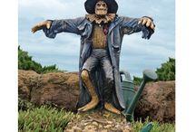 Outdoor Décor - Garden Sculptures & Statues