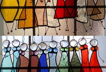 Stained Glass & Mosaics / by Karen Graham