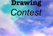 Drawing contest / Theme:cartoon stuff due:June 16 me if you want to join ~starburst