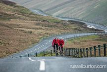 Cycling in Yorkshire / With the inaugural Tour de Yorkshire coming in May 2015, we thought we'd start pinning all those wonderful cycling in Yorkshire photos we've seen over the last few years, enjoy!