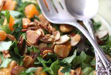 Sensational Salads & Delicious Dressings / by Ann Guinn