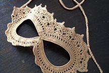 маски вязаные