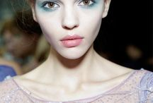 Make up / Armani Spring Summer 2014